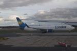 344さんが、フランクフルト国際空港で撮影したコンドル 767-330/ERの航空フォト(写真)
