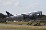 もぐ3さんが、成田国際空港で撮影したユナイテッド航空 777-222の航空フォト(写真)