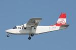 Mr.boneさんが、那覇空港で撮影した第一航空 BN-2B-20 Islanderの航空フォト(写真)