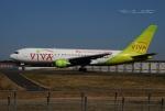 tassさんが、成田国際空港で撮影したビバ・マカオ 767-284/ERの航空フォト(写真)
