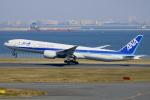 NANASE UNITED®さんが、羽田空港で撮影した全日空 777-381/ERの航空フォト(写真)