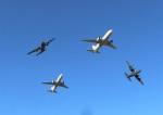 TAOTAOさんが、名古屋飛行場で撮影した航空自衛隊 KC-767J (767-2FK/ER)の航空フォト(写真)