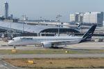 lonely-wolfさんが、関西国際空港で撮影したルフトハンザドイツ航空 A350-941XWBの航空フォト(写真)