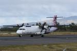 kuro2059さんが、ダニエル・K・イノウエ国際空港で撮影したオハナ・バイ・ハワイアン ATR-72-212の航空フォト(飛行機 写真・画像)
