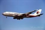 tassさんが、成田国際空港で撮影したマレーシア航空 747-4H6の航空フォト(飛行機 写真・画像)