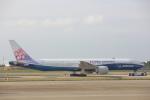 安芸あすかさんが、台湾桃園国際空港で撮影したチャイナエアライン 777-309/ERの航空フォト(写真)