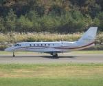 ONOさんが、能登空港で撮影した朝日航洋 680 Citation Sovereignの航空フォト(写真)