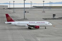 enjin787さんが、中部国際空港で撮影した吉祥航空 A320-214の航空フォト(飛行機 写真・画像)