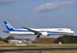 雲霧さんが、成田国際空港で撮影した全日空 787-10の航空フォト(写真)