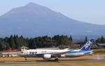 EosR2さんが、鹿児島空港で撮影した全日空 787-8 Dreamlinerの航空フォト(写真)