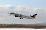 GRX135さんが、新千歳空港で撮影したスカイマーク A330-343Xの航空フォト(飛行機 写真・画像)