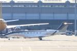 た~きゅんさんが、関西国際空港で撮影したアメリカ企業所有 Gulfstream G650ER (G-VI)の航空フォト(写真)