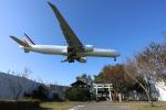 トリトンブルーSHIROさんが、成田国際空港で撮影したエールフランス航空 777-328/ERの航空フォト(写真)