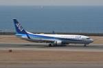 kuro2059さんが、中部国際空港で撮影した全日空 737-881の航空フォト(写真)