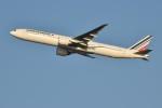 haneda_772さんが、羽田空港で撮影したエールフランス航空 777-328/ERの航空フォト(写真)