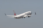 kuro2059さんが、中部国際空港で撮影した日本航空 737-846の航空フォト(写真)