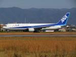 えすぷりさんが、松山空港で撮影した全日空 767-381の航空フォト(写真)