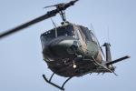 Kenny600mmさんが、明野駐屯地で撮影した陸上自衛隊 UH-1Jの航空フォト(写真)