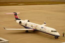 BELL602さんが、新潟空港で撮影したアイベックスエアラインズ CL-600-2C10 Regional Jet CRJ-702ERの航空フォト(飛行機 写真・画像)