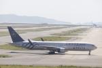 Shibataさんが、関西国際空港で撮影したデルタ航空 767-332/ERの航空フォト(飛行機 写真・画像)