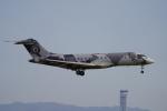 SFJ_capさんが、関西国際空港で撮影したPrivate BD-700-1A10 Global Expressの航空フォト(写真)