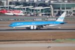 OMAさんが、仁川国際空港で撮影したKLMオランダ航空 777-206/ERの航空フォト(飛行機 写真・画像)