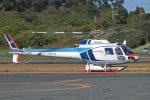 MOR1(新アカウント)さんが、熊本空港で撮影した中日本航空 AS350B Ecureuilの航空フォト(写真)