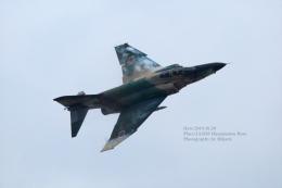 hikaruphotographさんが、浜松基地で撮影した航空自衛隊 RF-4E Phantom IIの航空フォト(飛行機 写真・画像)
