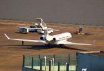KAZKAZさんが、マカオ国際空港で撮影したアメリカ企業所有 Gulfstream G650 (G-VI)の航空フォト(写真)