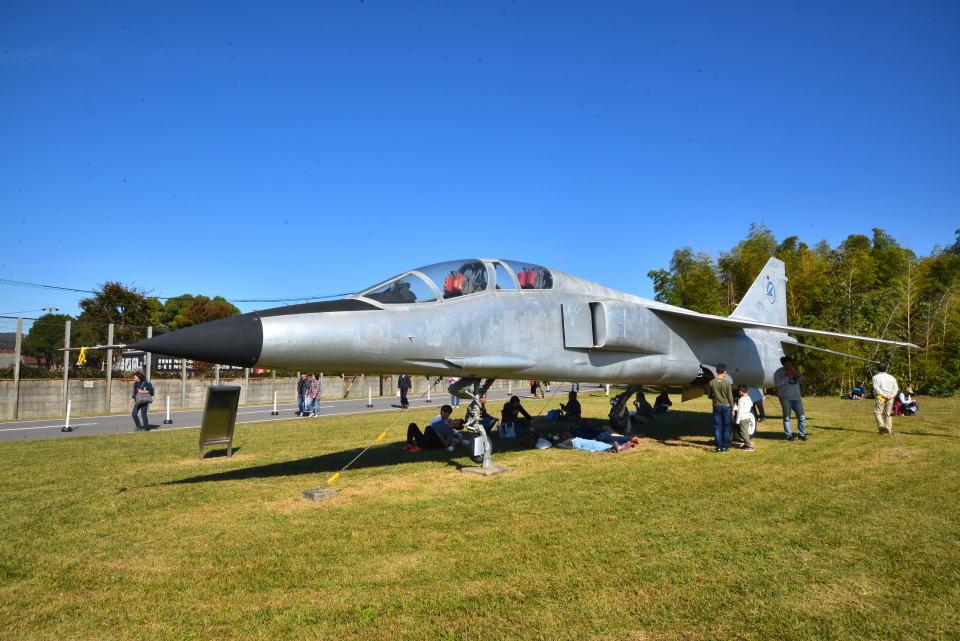 md11jbirdさんの航空自衛隊 Mitsubishi T-2 (29-5102) 航空フォト