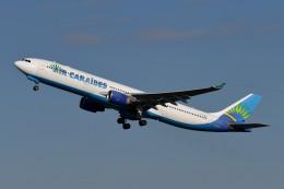 いもや太郎さんが、パリ オルリー空港で撮影したエア・カライベス A330-323Xの航空フォト(飛行機 写真・画像)