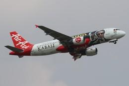 BTYUTAさんが、インディラ・ガンディー国際空港で撮影したエアアジア・インディア A320-216の航空フォト(飛行機 写真・画像)