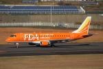 kunimi5007さんが、仙台空港で撮影したフジドリームエアラインズ ERJ-170-200 (ERJ-175STD)の航空フォト(写真)