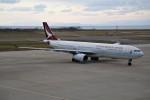 もぐ3さんが、新潟空港で撮影したキャセイドラゴン A330-343Xの航空フォト(写真)