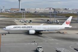 Izumixさんが、羽田空港で撮影した日本航空 777-346/ERの航空フォト(飛行機 写真・画像)