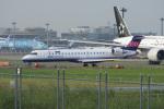 神宮寺ももさんが、成田国際空港で撮影したアイベックスエアラインズ CL-600-2C10 Regional Jet CRJ-702の航空フォト(写真)