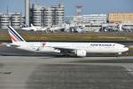 Izumixさんが、羽田空港で撮影したエールフランス航空 777-328/ERの航空フォト(飛行機 写真・画像)
