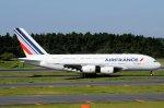 キットカットさんが、成田国際空港で撮影したエールフランス航空 A380-861の航空フォト(写真)