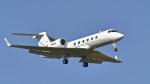 パンダさんが、成田国際空港で撮影したGASP Holdings LLC G-IVの航空フォト(写真)
