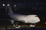 パンダさんが、成田国際空港で撮影したアトラス航空 747-4KZF/SCDの航空フォト(写真)