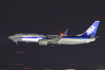 rokko2000さんが、那覇空港で撮影した全日空 737-881の航空フォト(写真)