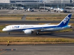 FT51ANさんが、羽田空港で撮影した全日空 787-8 Dreamlinerの航空フォト(写真)