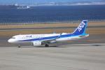 meijeanさんが、中部国際空港で撮影した全日空 A320-271Nの航空フォト(写真)