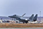 mike48さんが、千歳基地で撮影した航空自衛隊 F-15J Eagleの航空フォト(写真)