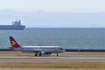 シャークレットさんが、中部国際空港で撮影した天津航空 A320-232の航空フォト(写真)