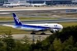 Zakiyamaさんが、福岡空港で撮影した全日空 777-281/ERの航空フォト(写真)