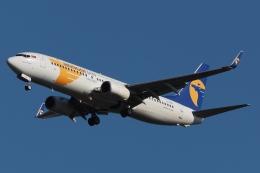 木人さんが、成田国際空港で撮影したMIATモンゴル航空 737-8ALの航空フォト(飛行機 写真・画像)