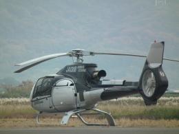 ヒコーキグモさんが、岡南飛行場で撮影したオートパンサー EC130B4の航空フォト(飛行機 写真・画像)