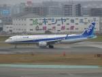 Blue605Aさんが、福岡空港で撮影した全日空 A321-272Nの航空フォト(写真)