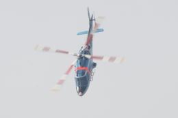 みいさんさんが、岡南飛行場で撮影した岡山県警察 A109E Powerの航空フォト(飛行機 写真・画像)